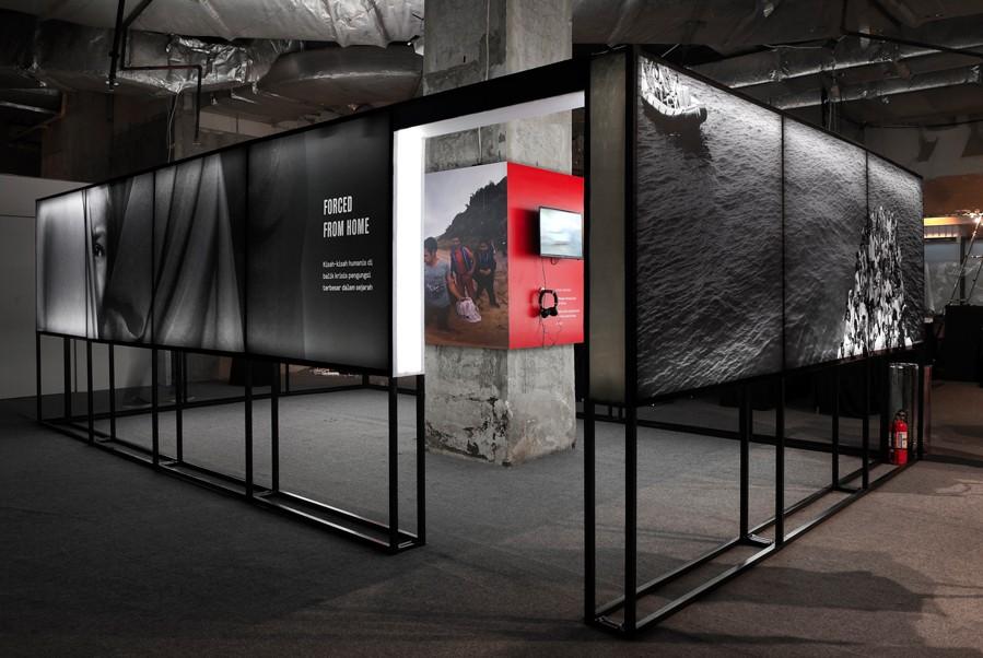 Exhibit's Interior