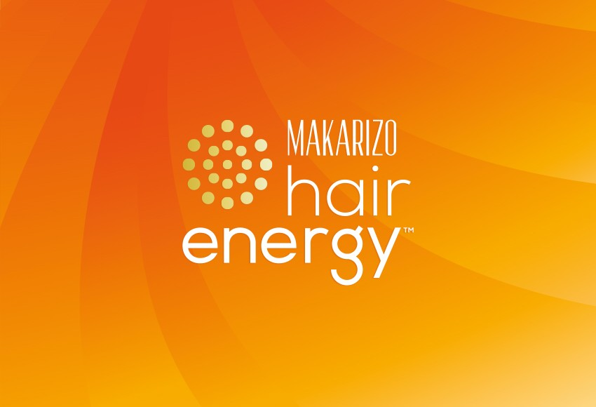 Makarizo - Hair Energy Identity and Packaging