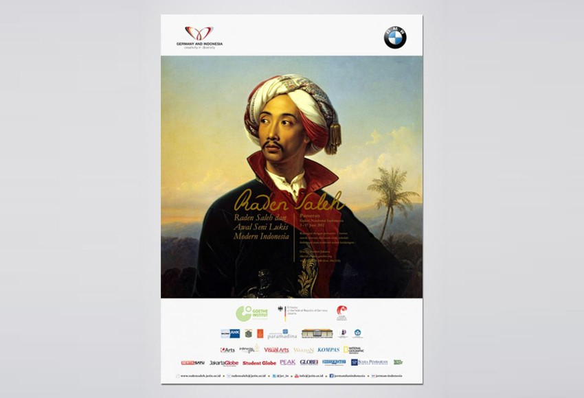 Goethe Institut - Raden Saleh Exhibition