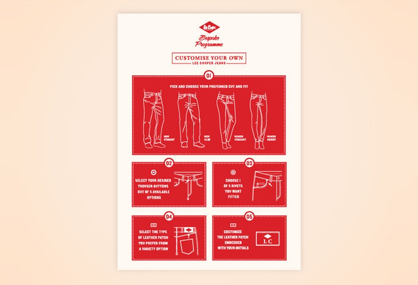 Lee Cooper Indonesia - Bespoke Programme