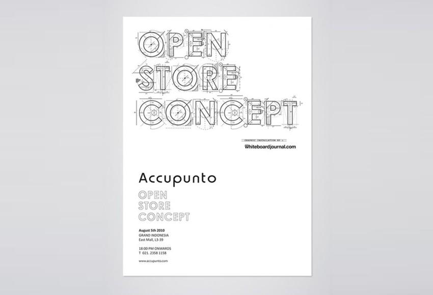 Accupunto - Open Store Concept