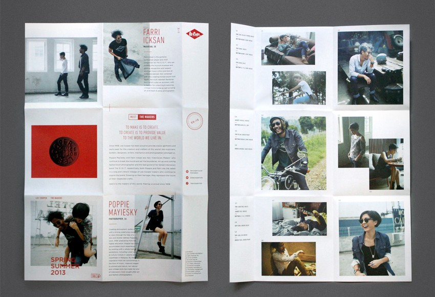 Lee Cooper Indonesia - Meet the Makers Campaign