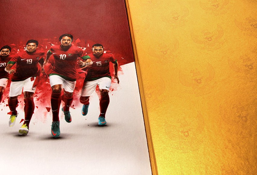Nike Indonesia - KNVB x Indonesia Limited Edition Box