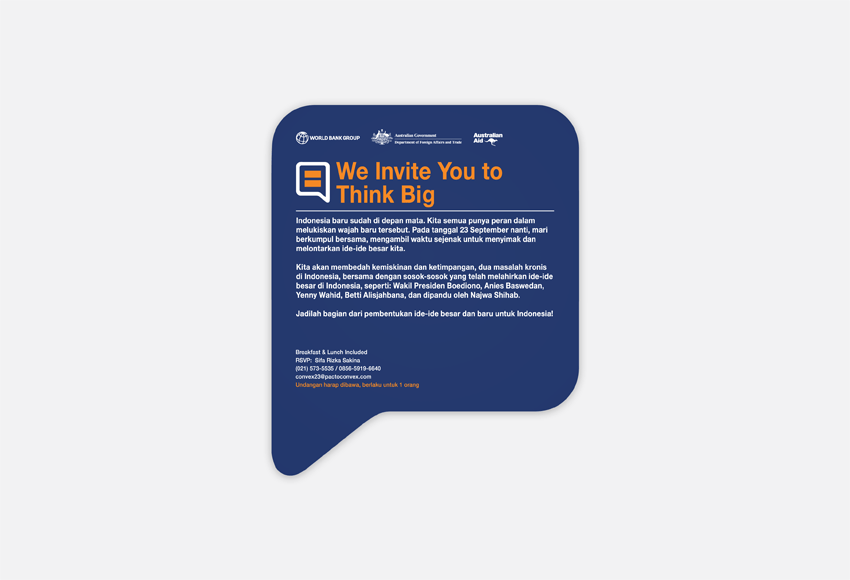 World Bank - Think Big Event