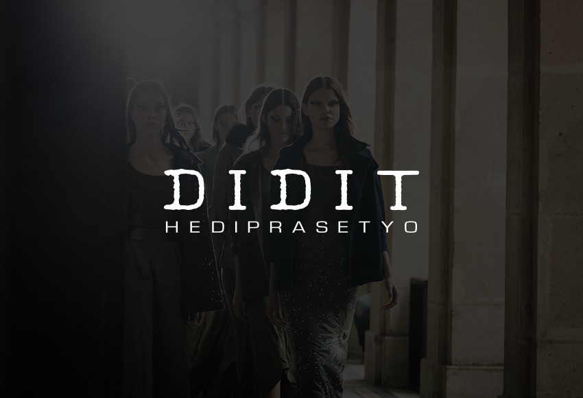 Didit Haditprasetyo Website