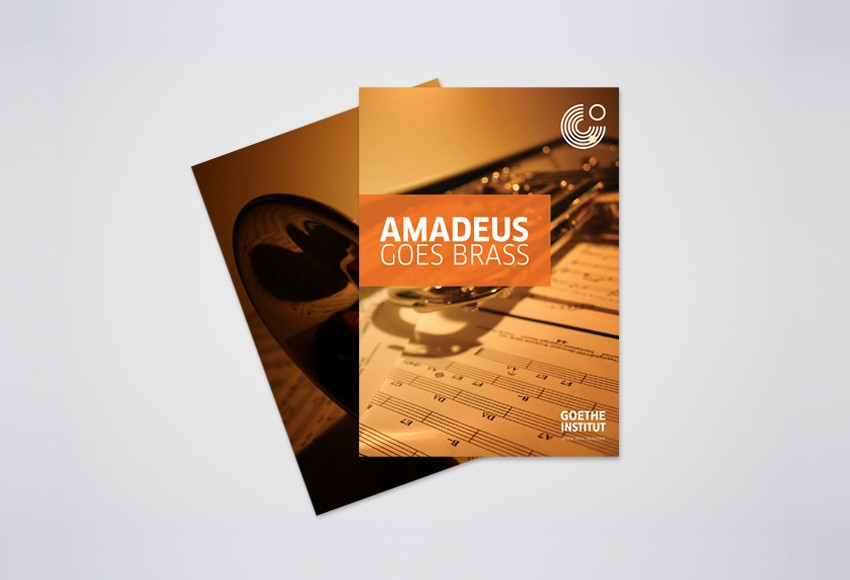 Goethe Institut - Amadeus Goes Brass