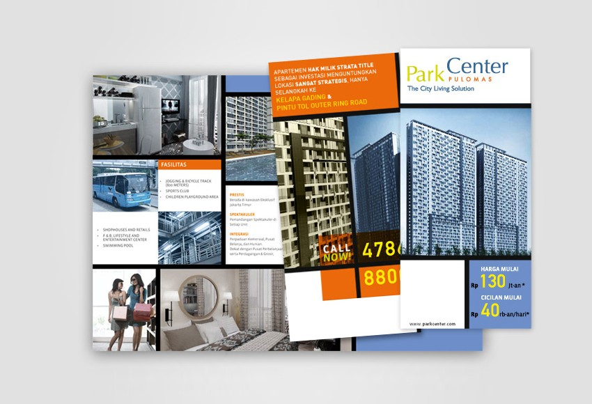 Duta Anggada - Pulomas Park Center Brochure