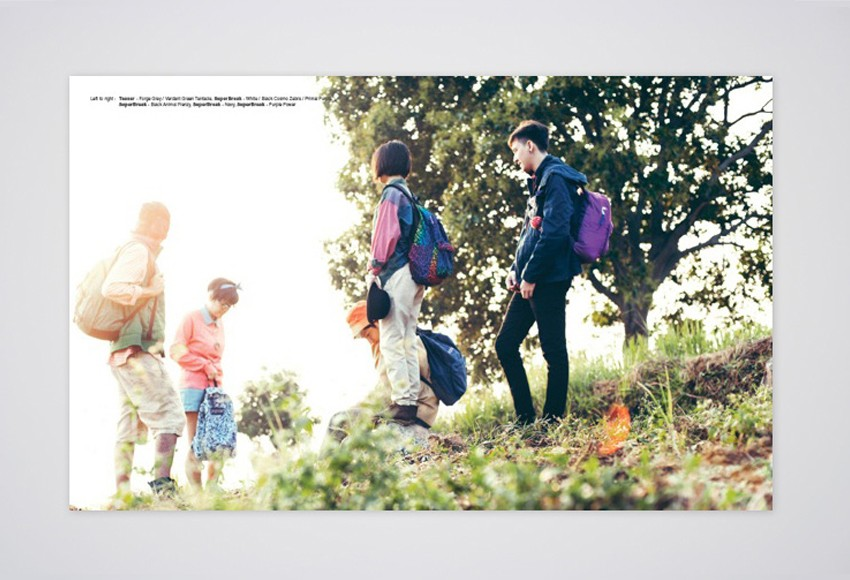 Jansport - Jansport 2012 Lookbook